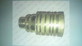 Gyorscsatlakozó dugalj 18x1,5