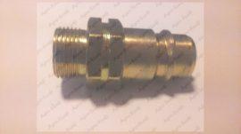 Gyorscsatlakozó dugó 20x1,5 mm