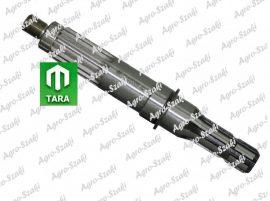 TLT véglehajtás egybetengely 6 bordás TARA 70-4202018