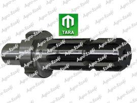 TLT véglehajtás tengelycsonk 6 bordás görgős TARA  70-4202019