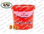 ORLEN kenőzsír 9kg (lítium zsír LT-43 gördülőcsapágyak, siklócsapágyak és csavarok)